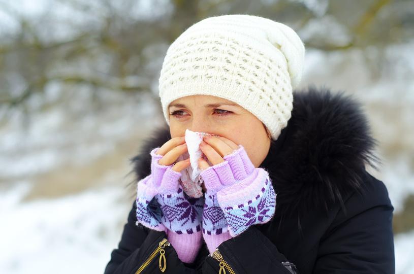 Frio chegou, saiba como evitar as crises de rinite